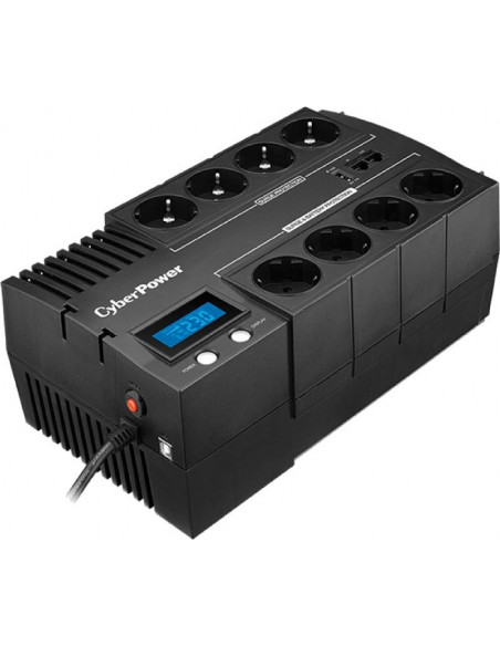 UPS CYBER POWER Line Int. cu management, LCD, brick, 1200VA/