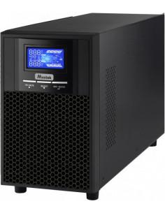 UPS MUSTEK Online cu Sinusoida Pura, tower, 2000VA/ 2000W, AVR