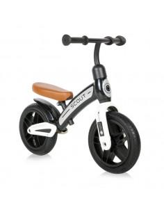 Bicicleta de echilibru Scout Air, Black