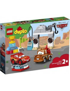 Lego Duplo Cars Ziua Cursei Lui Fulger Mcqueen 10924