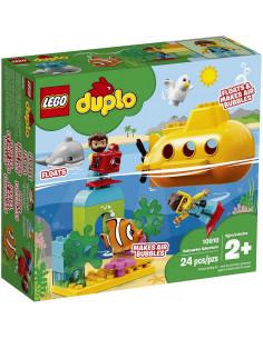 Lego Duplo Aventura Cu Submarinul 10910