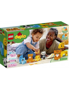 Lego Duplo Primul Meu Tren Cu Animale 10955