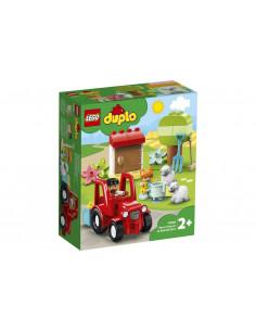 Lego Duplo Tractor Agricol Si Ingrijirea Animalelor 10950