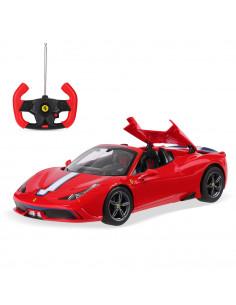 Masina Cu Telecomanda Ferrari 458 Speciale A Scara 1 La 14