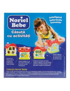 Casuta Cu Activitati, Jucarie Bebelusi Noriel