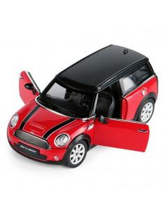 Masinuta Metalica Mini Cooper Clubman Rosu Scara 1 La 24