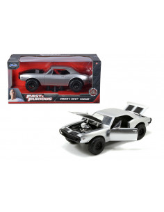 Masinuta Metalica Fast And Furious 1967 Chevy Camaro Scara 1 La