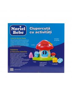 Ciupercuta Cu Activitati, Jucarie Bebelusi Noriel
