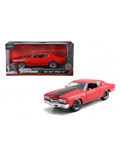 Masinuta Metalica Fast And Furious 1970 Chevy Chevelle Scara 1
