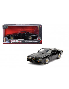 Masinuta Metalica Fast And Furious 1977 Pontiac Firebird Scara