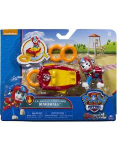 Set Figurine Deluxe Paw Patrol Marshall