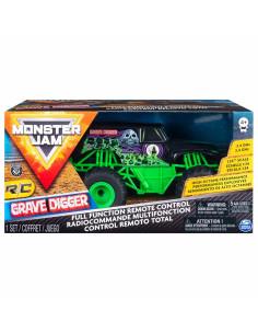 Monster Jam Rc Masinuta Groparul 1:24