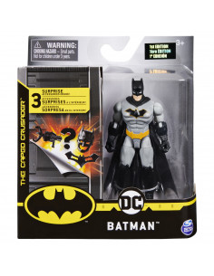 Figurina Batman 10cm Cu Accesorii Surpriza