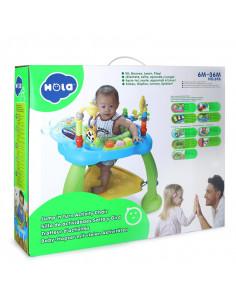 Centru De Activitati Pentru Bebelusi - Albastru