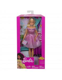 Papusa Barbie La Multi Ani