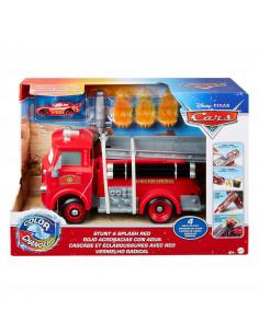 Cars - Pompierul Red Culori Schimbatoare
