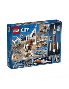 Lego City Space Port RachetĂ Și Centrul De ComandĂ A LansĂrii