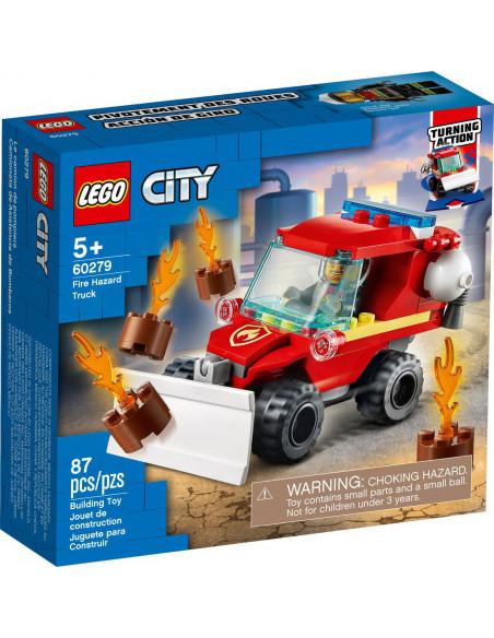 Lego City Camion De Pompieri 60279
