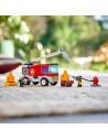 Lego City Camion De Pompieri Cu Scara 60280