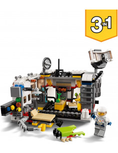 Lego Creator Explorator Spatial Rover 31107