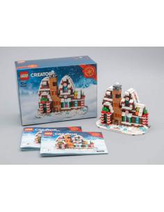 Lego Casuta De Turta Dulce 40337