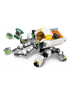 Lego Creator Robot De Minerit Spatial 31115