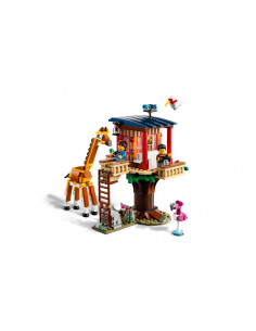 Lego Creator Casuta In Copac Cu Animale Salbatice In 31116