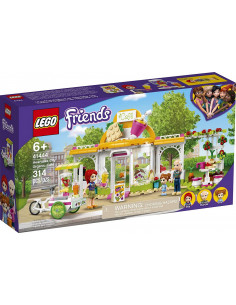 Lego Friends Cafeneaua Organica Din Heartlake City 41444