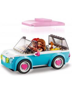 Lego Friends Masina Electrica A Oliviei 41443