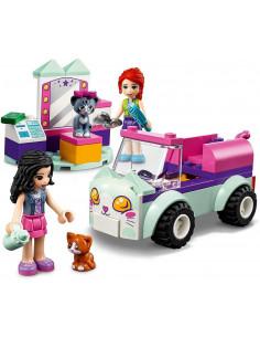 Lego Friends Masina Pentru Ingrijirea Pisicilor 41439