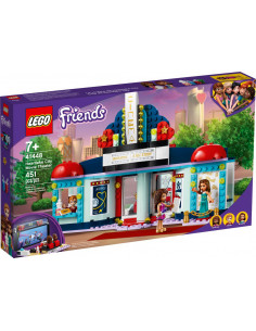 Lego Friends Cinematograful Din Heartlake City 41448