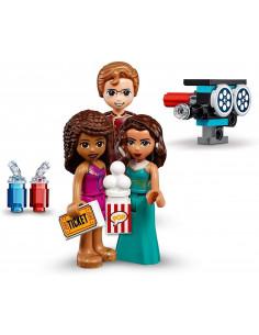 Lego Friends Cinematograful Din Heartlake City 41448