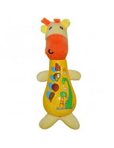 Jucarie muzicala de plus, Girafa