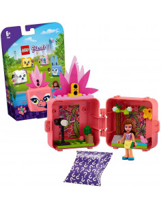 Lego Friends Cubul Flamingo Al Oliviei 41662