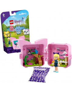 Lego Friends Cubul Pisica Al Stephaniei 41665
