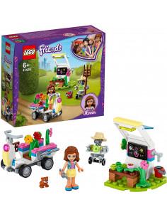 Lego Friends Gradina Cu Flori A Oliviei 41425