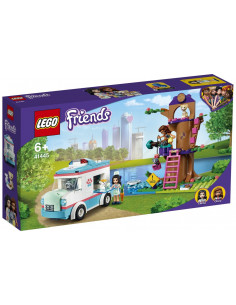 Lego Friends Ambulanta Clinicii Veterinare 41445