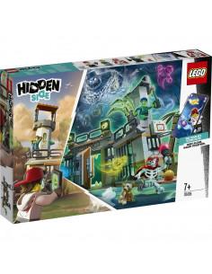 Lego Hidden Side Inchisoarea Abandonata Din Newbury 70435