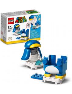 Lego Leaf Costum De Puteri: Mario Pinguin 71384