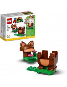 Lego Leaf Costum De Puteri: Mario Tanooki 71385