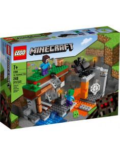 Lego Minecraft Mina Abandonata 21166