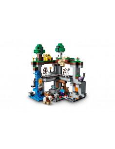 Lego Minecraft Prima Aventura 21169