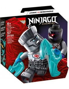 Lego Ninjago Set De Lupta Epica - Zane Contra Nindroid 71731