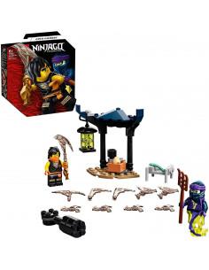 Lego Ninjago Set De Lupta Epica - Cole Contra Razboinicul Fantoma 71733