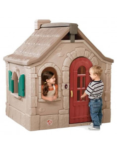Casuta din poveste Naturally Playful StoryBook Cottage