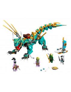 Lego Ninjago Dragon De Jungla 71746