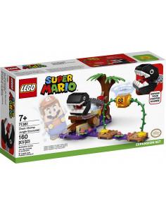 Lego Leaf Set De Extindere Intalnirea Din Jungla A Lui Chain