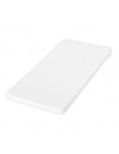 Saltea pentru patut leagan EVA 90/45/3.5 cm, alb