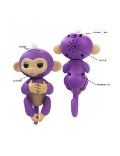 Maimuta Interactiva Fingermonkey Cu Baterii