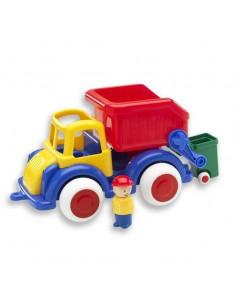 Camion Gunoi cu 2 figurine
